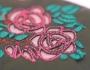 Uzorci veza - Crvene ruže