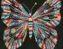 Uzorci veza - Šareni leptir