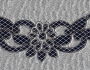 Uzorci veza - Silver flower