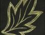 Uzorci veza - Zlatni list
